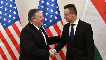 Pompeo: Az Egyesült Államok a kapcsolatok elmélyítésére törekszik Magyarországgal - A cikkhez tartozó kép