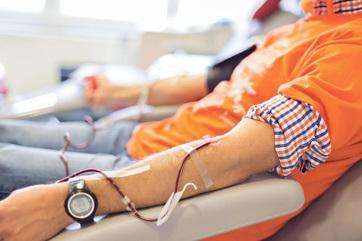 Csökkentek a vértartalékok Szerbiában, felhívás a véradókhoz - A cikkhez tartozó kép