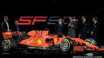 F1: Megérkezett az új Ferrari - illusztráció