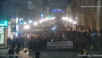 "Subotica: ""1 od 5 miliona"" po drugi put - illusztráció"