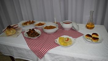 Bácskossuthfalva: Disznótoros étkek kóstolója - illusztráció