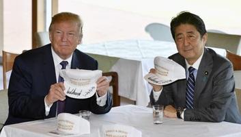 Japán média: Amerikai kérésre jelölték Trumpot Nobel-békedíjra - illusztráció