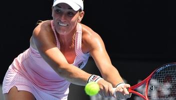 Tenisz: Babos már az első fordulóban búcsúzott Dubaiban - illusztráció