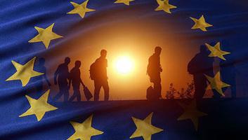 EU: Sve više azilanata stiže legalnim putem - illusztráció
