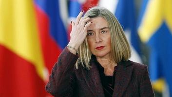 Mogherini: Az EU újabb szankciókat fontolgat Oroszország ellen - illusztráció
