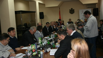 Beograd: Ombudsman razmotrio dalju saradnju sa predstavnicima nacionalnih saveta manjina u novom sastavu - illusztráció