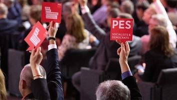 EP-választás: Az európai szocialisták Madridban indítják választási kampányukat - illusztráció