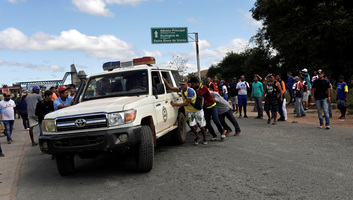 Összecsapások Venezuelában, a tudósítások halálos áldozatokat is említenek - illusztráció