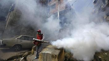 Eltűnőben lévő betegségek térnek vissza a venezuelai egészségügy összeomlása miatt - illusztráció