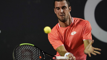 Tenisz: Györe László elődöntős Rióban - illusztráció