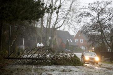 Több tízezer háztartás maradt áram nélkül Csehországban - A cikkhez tartozó kép