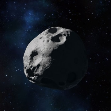 Óriási aszteroida száguld el a Föld mellett hétfőn este - A cikkhez tartozó kép