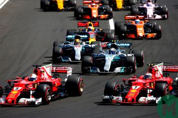 F1: Az idei szezontól pluszpont jár a leggyorsabb körért - A cikkhez tartozó kép