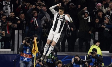Labdarúgás BL: A Juventus és a Manchester City jutott a negyeddöntőbe - A cikkhez tartozó kép