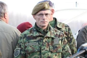 Szerb vezérkari főnök: A biztonsági helyzet stabil, de kiszámíthatatlan - A cikkhez tartozó kép
