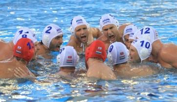 Férfi vízilabda Európa Kupa: Magyarország Montenegróval, Szerbia Spanyolországgal játszik - A cikkhez tartozó kép