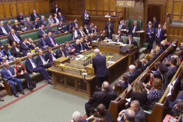 Brexit: Támogatta a londoni alsóház a Brexit halasztásáról szóló kormányzati kezdeményezést - A cikkhez tartozó kép