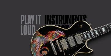 Rock and roll hangszerekből rendez kiállítást a Metropolitan Museum - A cikkhez tartozó kép
