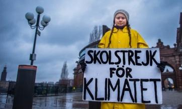 Egy 16 éves környezetvédő aktivistát jelöltek Nobel-békedíjra - A cikkhez tartozó kép