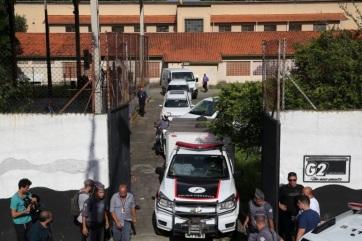 Véres iskolai lövöldözés Brazíliában - A cikkhez tartozó kép