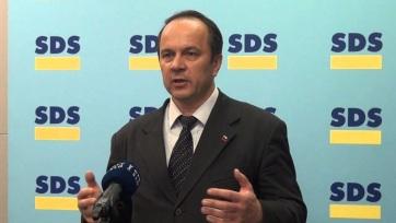 Az ellenzéki szlovén SDS kilép az Európai Néppártból, ha kizárja a Fideszt a soraiból - A cikkhez tartozó kép