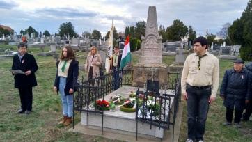 Olasz hős áldozta életét a magyar szabadságért - A cikkhez tartozó kép