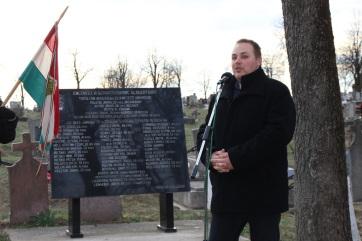 Topolya: Megemlékezés az 1848/49-es magyar forradalom és szabadságharc kitörésének évfordulója alkalmából - A cikkhez tartozó kép