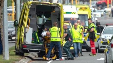 Terrortámadás Új-Zélandon: Negyvenkilencre nőtt az áldozatok száma - A cikkhez tartozó kép