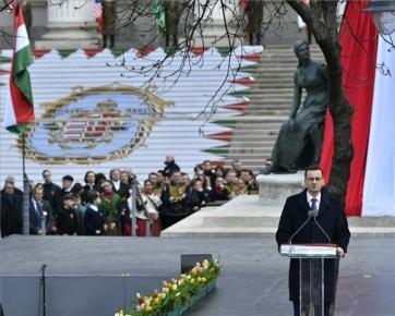 Morawiecki: Lengyelország és Magyarország újra együtt harcol a jövőjéért - A cikkhez tartozó kép