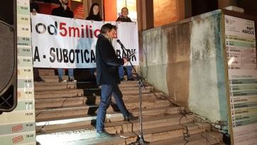 1 az 5 millióból: Szabadkai séta a magyar sajtó napján - A cikkhez tartozó kép