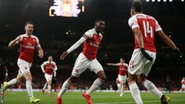 Labdarúgás EL: Аz Arsenal és Chelsea is továbbjutott - A cikkhez tartozó kép