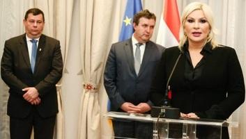 Saobraćaj: Susret resornih ministara Mađarske i Srbije u Beogradu - illusztráció