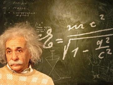 """""""Soha nem viszed semmire, Einstein"""": 140 éve született a relativitáselmélet megalkotója - A cikkhez tartozó kép"""