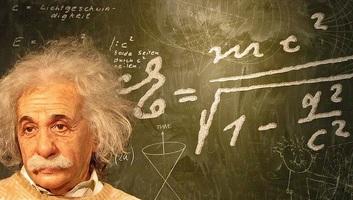 """""""Soha nem viszed semmire, Einstein"""": 140 éve született a relativitáselmélet megalkotója - illusztráció"""