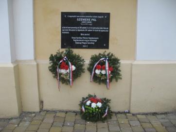 A nagybecskereki magyarság két helyszínen emlékezett - A cikkhez tartozó kép