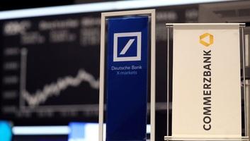Tárgyalást kezd az egyesülésről két vezető német bank - illusztráció