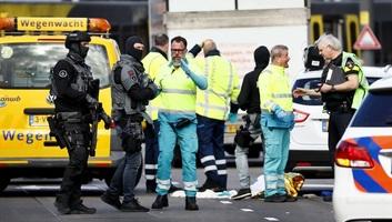 Lövöldözés volt Hollandiában, többen megsebesültek - illusztráció