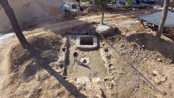 Mozaikpadlós 1500 éves szőlőprést találtak Korazimban, Észak-Izraelben - illusztráció