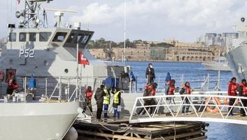 Kikötött Lampedusán az olasz civil szervezet hajója, a hatóságok lefoglalták - illusztráció
