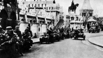 Hetvenöt éve szállta meg Magyarországot a náci Németország - illusztráció