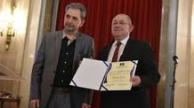 A Legeurópaibb díjban részesült Pásztor István - illusztráció