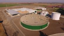 Zombor: Megkezdte az áramszállítást a biogázzal működő erőmű - illusztráció