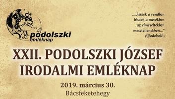 Bácsfeketehegy: Március 30-án rendezik meg a Podolszki-emléknapot - illusztráció
