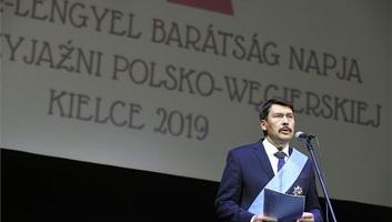 Andrzej Duda a legmagasabb lengyel állami kitüntetést adományozta Áder Jánosnak - illusztráció