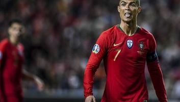 Labdarúgás: Portugália döntetlent játszott Ukrajnával - illusztráció
