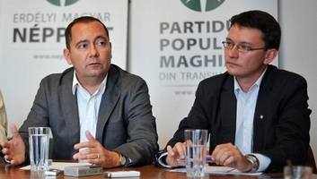 EMNP-küldöttgyűlés: Csomortányi Istvánt választották a párt elnökévé - illusztráció