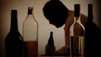 Agyra irányított lézerrel gyógyítanák az alkoholizmust - illusztráció