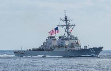 Napi fotó: Újabb amerikai hadihajók keltek át a...
