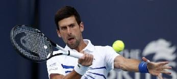 Tenisz: Đoković továbbjutott Miamiban - illusztráció