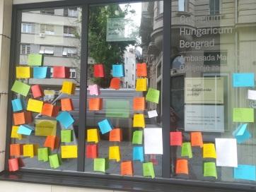 Belgrádban is megünnepelték a magyar költészet napját - A cikkhez tartozó kép